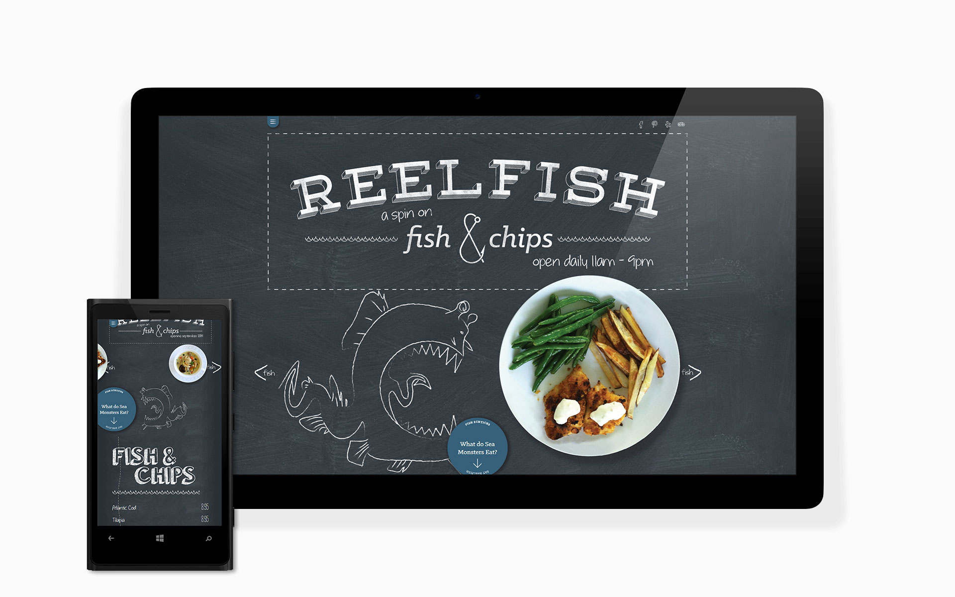 reelfish site