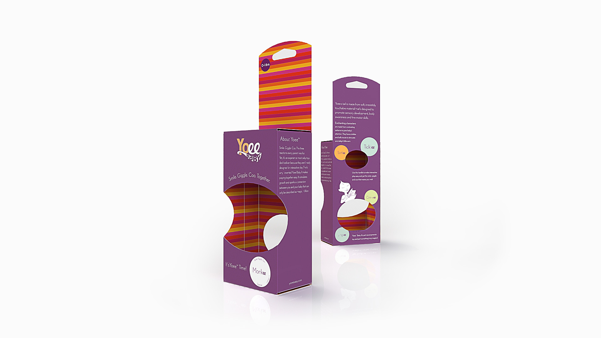 yoee package design