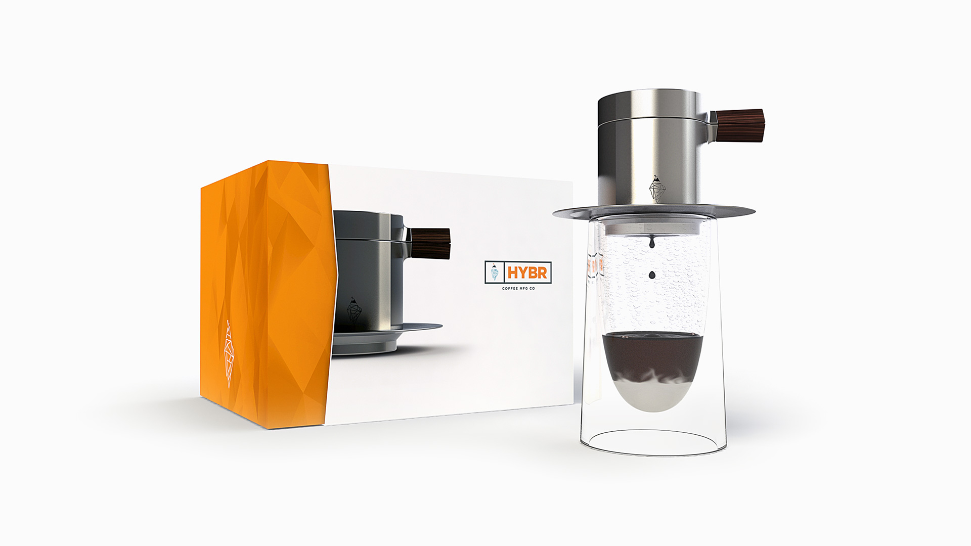 hybr vietnamese coffee maker package duo