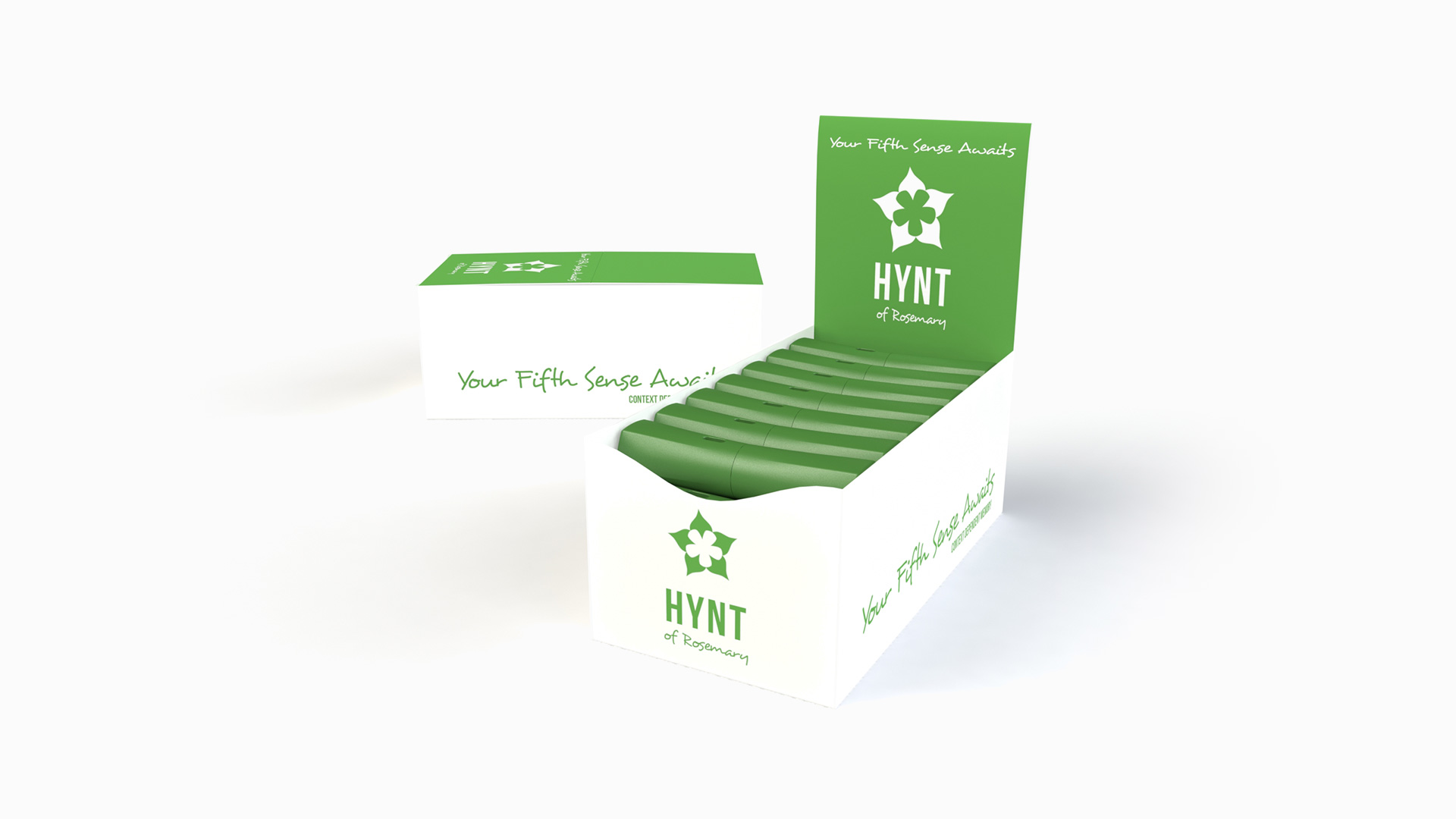hynt scented oil dispenser retail box